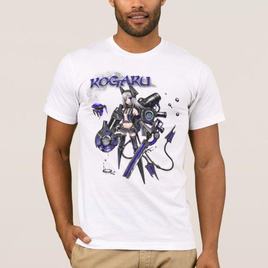 Model KOGARU robote darkblue T-Shirt