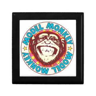 Model Monkey Small Square Gift Box