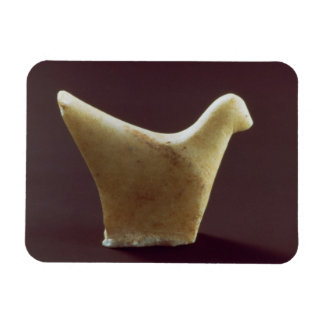 Model of a bird, early Cycladic, c.2800-2300 BC (m Flexible Magnets