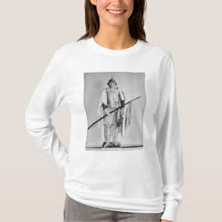 Model of a Carolingian cavalryman T-Shirt
