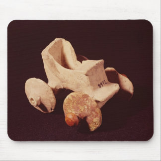 Model of a chariot, 2000-1595 BC Mouse Pad