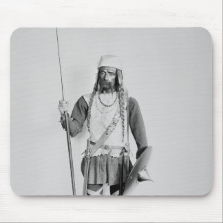Model of a Frankish warrior Mouse Mat