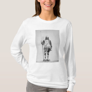 Model of a Frankish warrior T-Shirt