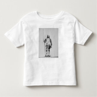 Model of a Frankish warrior Toddler T-Shirt