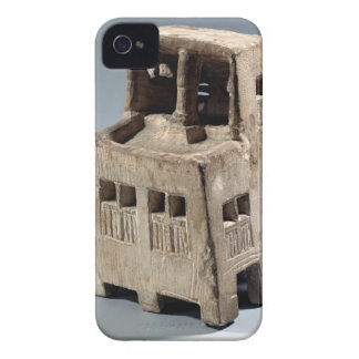 Model of a house (limestone) iPhone 4 cover
