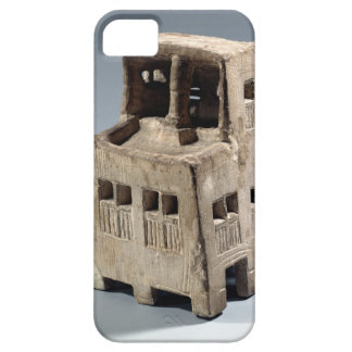 Model of a house (limestone) iPhone 5 cases