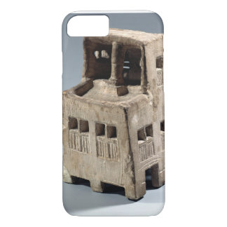 Model of a house (limestone) iPhone 8/7 case