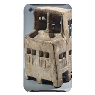 Model of a house (limestone) iPod touch case