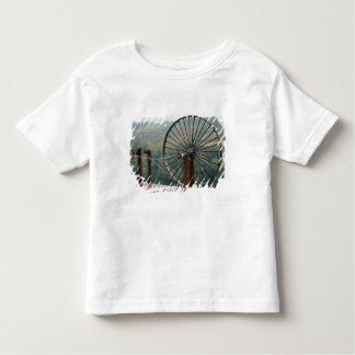 Model of a spinning machine toddler T-Shirt
