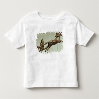 Model of a two horse chariot toddler T-Shirt