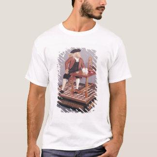 Model of Benjamin Franklin  at his table T-Shirt