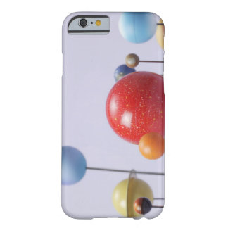 Model of planets barely there iPhone 6 case