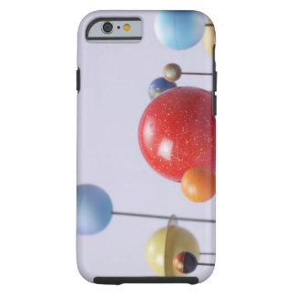 Model of planets tough iPhone 6 case
