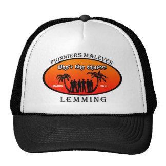 Model oval staff Palm tree 1 Trucker Hat