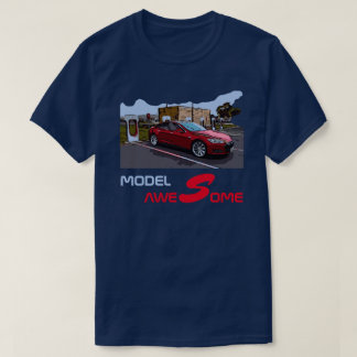 Model S - AWESOME T-Shirt