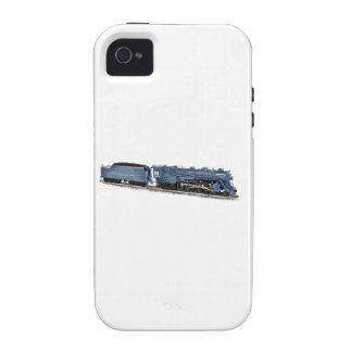 Model Steam Locomotive iPhone 4 Cover