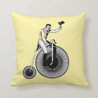 Model T Penny Farthing Classic Cushion