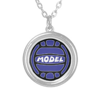 Model Volleyball 3 Custom Necklace