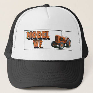 Model WF Trucker Hat