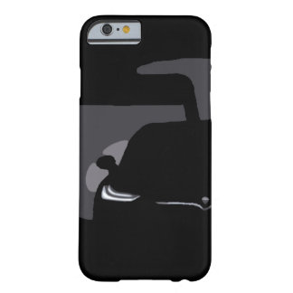 MODEL X - Darkness Barely There iPhone 6 Case