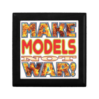 Models Make X Small Square Gift Box