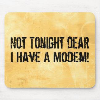 Modem Headache Mousepads