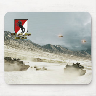 Modern 11th ACR mouse Pad