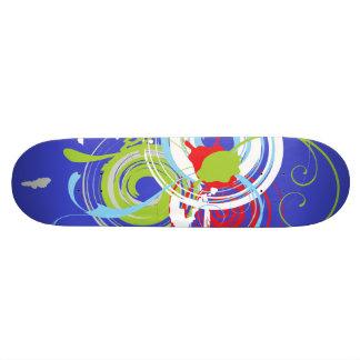 Modern 20.6 Cm Skateboard Deck