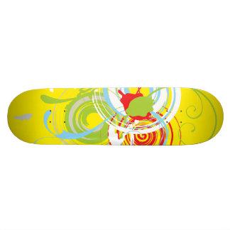 Modern 20 Cm Skateboard Deck