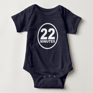 Modern - 22 Minutes Infant Creeper