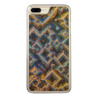 modern 3d art 08 (I) Carved iPhone 8 Plus/7 Plus Case