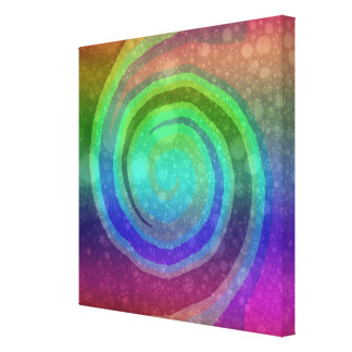 Modern Abstract Art Colorful Design Canvas Prints