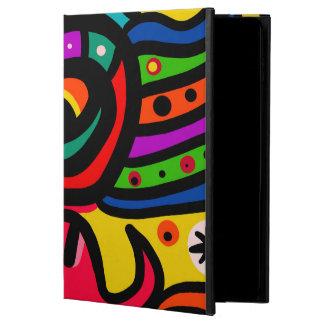 Modern Abstract Art Face Powis iPad Air 2 Case