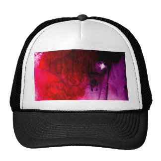 Modern Abstract Art Mesh Hat