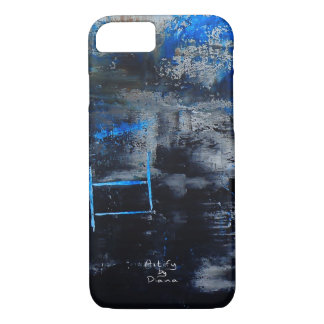 Modern Abstract Art Phone Case Apple iPhone7