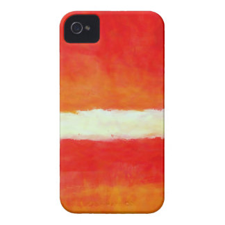 Modern Abstract Art - Rothko Style Case-Mate iPhone 4 Cases