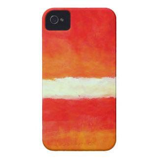 Modern Abstract Art - Rothko Style iPhone 4 Case