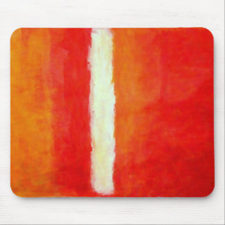Modern Abstract Art - Rothko Style Mouse Mat