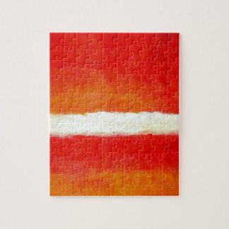 Modern Abstract Art - Rothko Style Puzzle