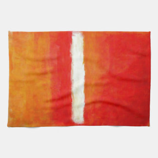 Modern Abstract Art - Rothko Style Tea Towel