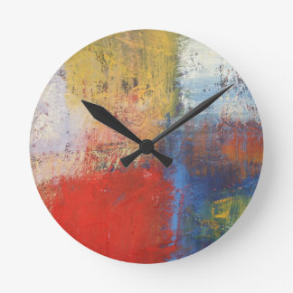 Modern Abstract Art Wall Clocks