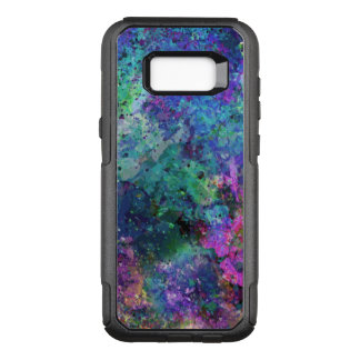 Modern Abstract artsy OtterBox Commuter Samsung Galaxy S8+ Case