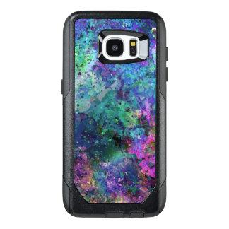 Modern Abstract artsy OtterBox Samsung Galaxy S7 Edge Case