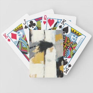 Modern Abstract Bicycle Playing Cards