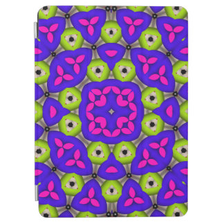 Modern abstract colorful pattern iPad air cover