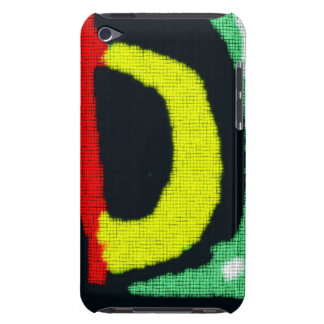 Modern abstract colorful pattern iPod touch Case-Mate case