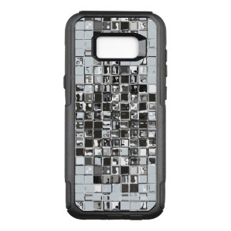 Modern Abstract Design OtterBox Commuter Samsung Galaxy S8+ Case