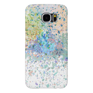 Modern Abstract Designer Colors Samsung Galaxy S6 Cases