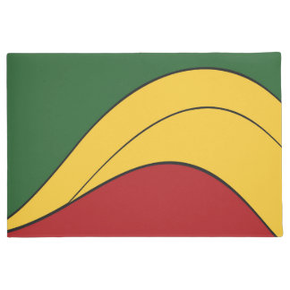 Modern Abstract Doormat