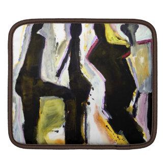 Modern Abstract Fine Art  Figure Sleeve For iPads